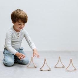 ABEL blocks mini 12 - Holzspielzeug Profi