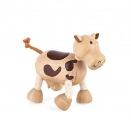 anaMalz Kuh - Holzspielzeug Profi