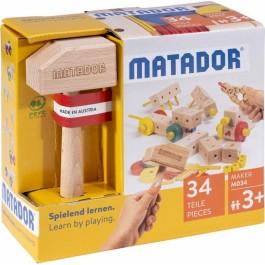 MATADOR MAKER M034 - Holzspielzeug Profi