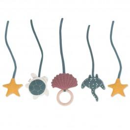 Baby Bello Sammy the Starfish Babygym Spielzeug - Holzspielzeug Profi