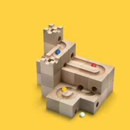 cuboro Standard 32 - Holzspielzeug Profi