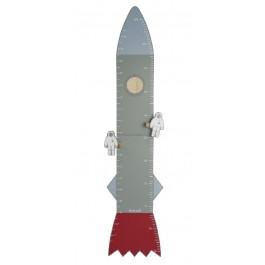 EverEarth Messlatte Rakete: im Einsatz - Holzspielzeug Profi