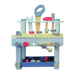 EverEarth Werkbank pastell LifestyleCollection -  Holzspielzeug Profi