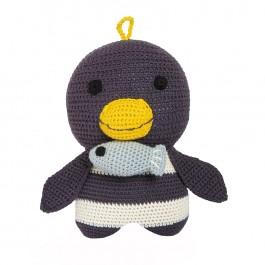 FRANCK & FISCHER Spieluhr Pinguin Molly - Holzspielzeug Profi