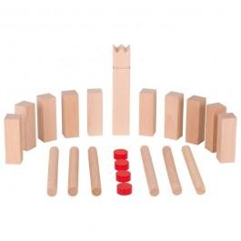 Kubb Wikingerspiel, Mini - Holzspielzeug Profi