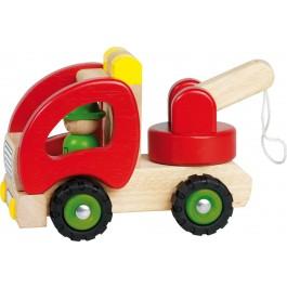 Mini Abschleppwagen