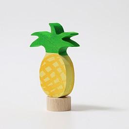 GRIMM´S Stecker Ananas - Holzspielzeug Profi