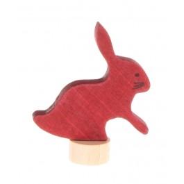GRIMM´S Stecker Hase - Holzspielzeug Profi