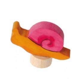 GRIMM´S Tier-Stecker Schnecke, handbemalt