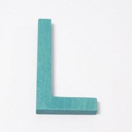 GRIMM´S Buchstabe Schulschrift L - Holzspielzeug Profi
