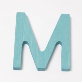 GRIMM´S Buchstabe Schulschrift M - Holzspielzeug Profi