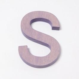 GRIMM´S Buchstabe Schulschrift S - Holzspielzeug Profi