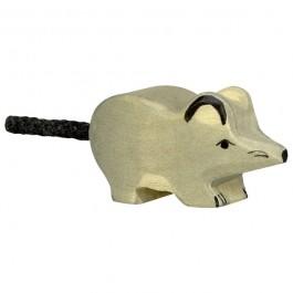 HOLZTIGER Maus - Holzspielzeug Profi