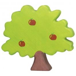 HOLZTIGER Großer Apfelbaum - Holzspielzeug Profi