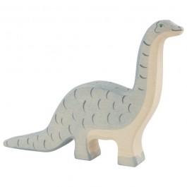 Holztiger Brontosaurus - Holzspielzeug Profi