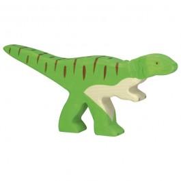 Holztiger Allosaurus - Holzspielzeug Profi