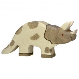 Holztiger Triceratops - Holzspielzeug Profi