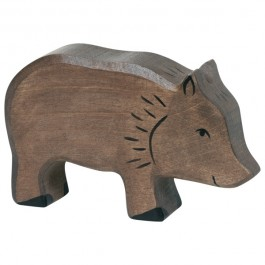 Holztiger Wildschwein - Holzspielzeug Profi