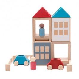 Lubulona Lubu Town Summerville Maxi - Holzspielzeug Profi