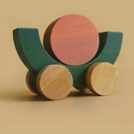 MinMin Copenhagen Balancing Car - Holzspielzeug Profi