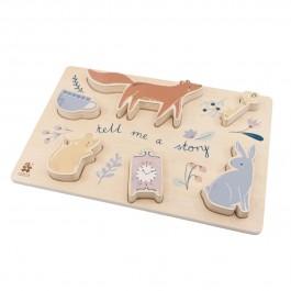 sebra Holzpuzzle Daydream - Holzspielzeug Profi
