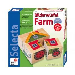 Selecta Bilderwürfel Farm verpackt