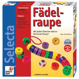 Selecta Fädelraupe