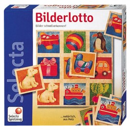 Selecta Bilderlotto Verpackung
