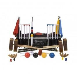 Übergames Championship Croquet Set mit Zubehör Nylontasche