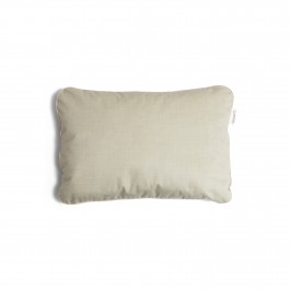 Wobbel Kissen Pillow XL Oatmeal: Vorderseite  - Holzspielzeug Profi
