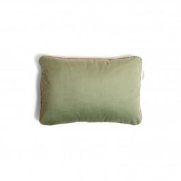 Wobbel Kissen Pillow XL Olive: Vorderseite  - Holzspielzeug Profi