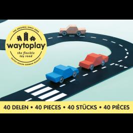 waytoplay King of the Road: Lieferung ohne Fahrzeuge! - Holzspielzeug Profi