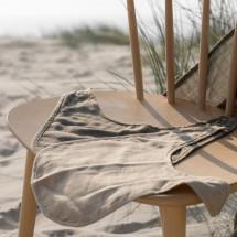 Baby Bello Musselin Lätzchen 2er Set Desert Olive - Holzspielzeug Profi