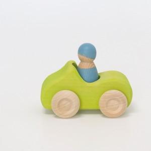 GRIMM´S Kleines Cabrio in grün - Holzspielzeug Profi