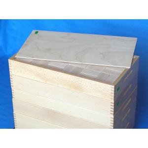 Deckel zum Beck Bauwagen (ohne Kiste & Bausteine) - Holzspielzeug Profi