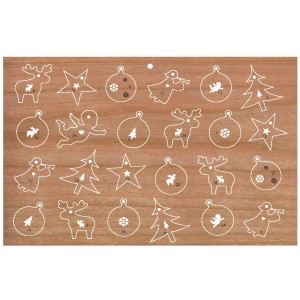 Holzpost® Adventskalender - Holzspielzeug Profi