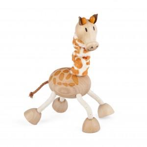 anaMalz Giraffe: rechts - Holzspielzeug Profi
