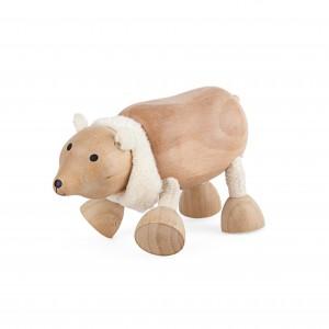 anaMalz Eisbär - Holzspielzeug Profi