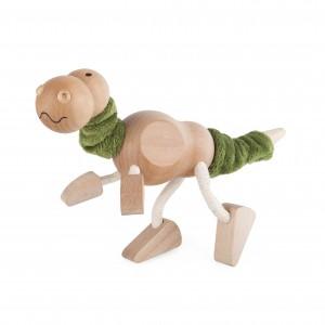 anaMalz T-Rex - Holzspielzeug Profi