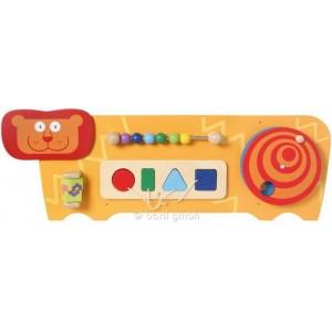 I´m Toy Wandspiel Löwe - Holzspielzeug Profi