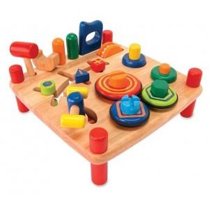 I´m Toy Kinder Werkbank - Holzspielzeug Profi