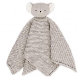 Baby Bello Kiki the Koala Kuscheltuch: Turtledove - Holzspielzeug Profi