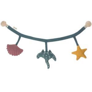 Baby Bello Kinderwagenkette Suzy the Stingray - Holzspielzeug Profi