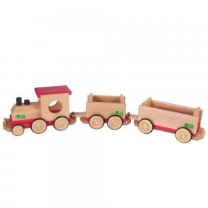 Beck Holzeisenbahn - Holzspielzeug Profi