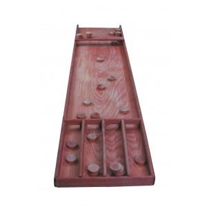 Shuffle-Board von Holz-Bi-Ba-Butze - Holzspielzeug Profi