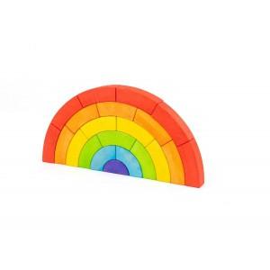 BAJO Rainbow Blocks - Holzspielzeug Profi