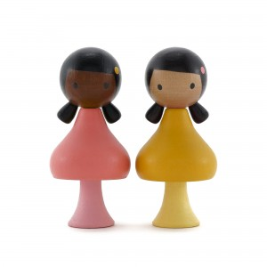 CLICQUES Ruby & Coco - Holzspielzeug Profi