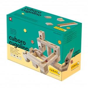 cuboro cugolino Grundkasten: Verpackung - Holzspielzeug Profi