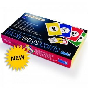 Cuboro Tricky Ways cards - Holzspielzeug-Profi