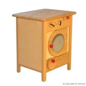 Drewart Waschmaschine natur - Holzspielzeug Profi